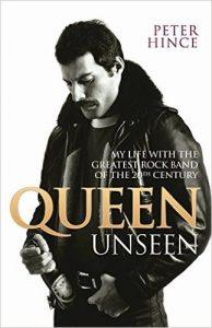 Queen Unseen, de Peter Hince