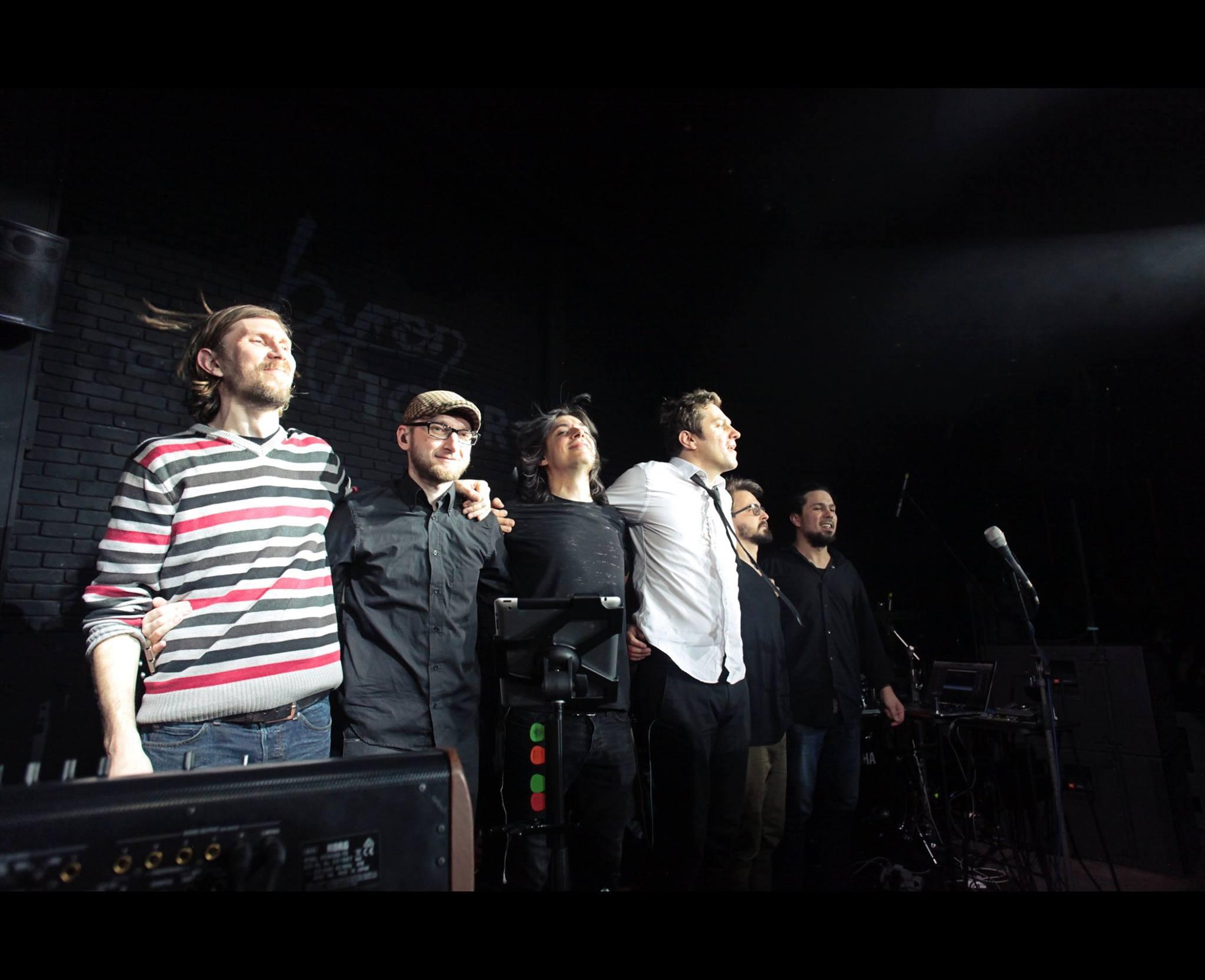 10 martie - Solo Together la Fratelli
